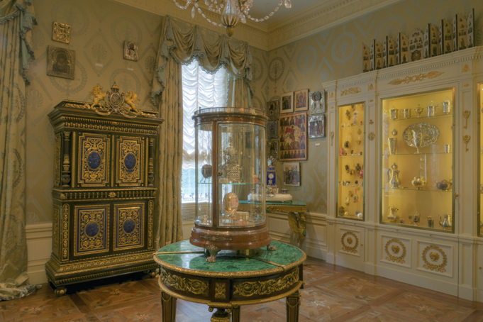 Russian Porcelain Room Hillwood Estate Museum And Garden