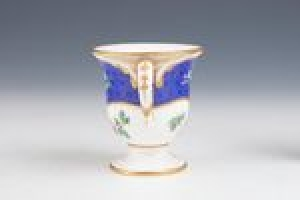 ICE CUP FROM THE MORGAN SERVICE, ONE OF FOURTEEN