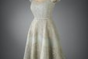 AFTERNOON OR EVENING DRESS