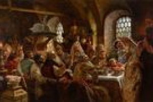 A BOYAR WEDDING FEAST