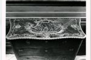 COMMODE, ONE OF TWO