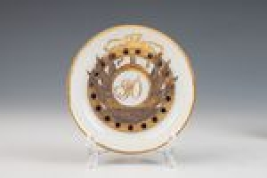SAUCER FROM THE ORLOV SERVICE
