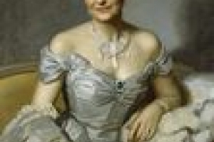 PORTRAIT OF MARJORIE MERRIWEATHER POST
