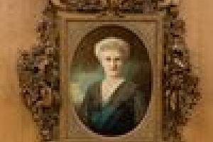 PORTRAIT OF ELLA LETITIA MERRIWEATHER POST