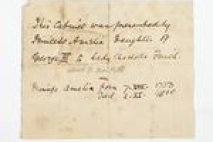 LETTER TO LADY CHARLOTTE FINCH