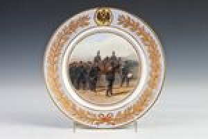 MILITARY PLATE