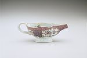 SAUCE BOAT FROM PEONY SERVICE