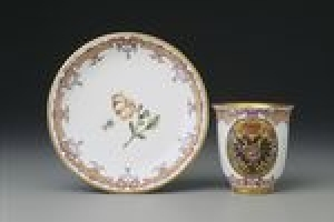 CUP FROM THE TSAR'S SERVICE