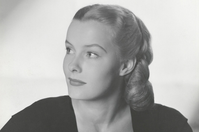 Dina Merrill, daughter of Marjorie Merriweather Post