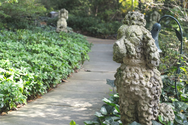 Pet Cemetery at Hillwood Estate, Museum & Gardens