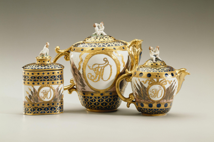 Russian imperial porcelain at Hillwood