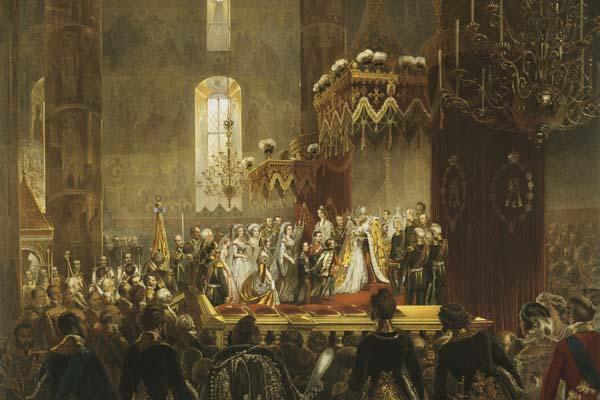Romanov Coronation Album image