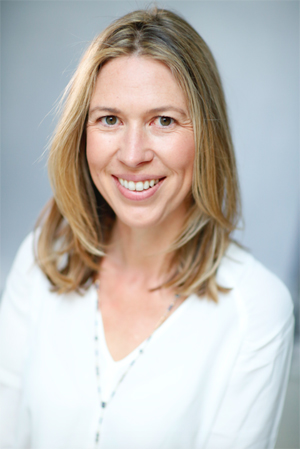 Author Francesca Cartier Brickell