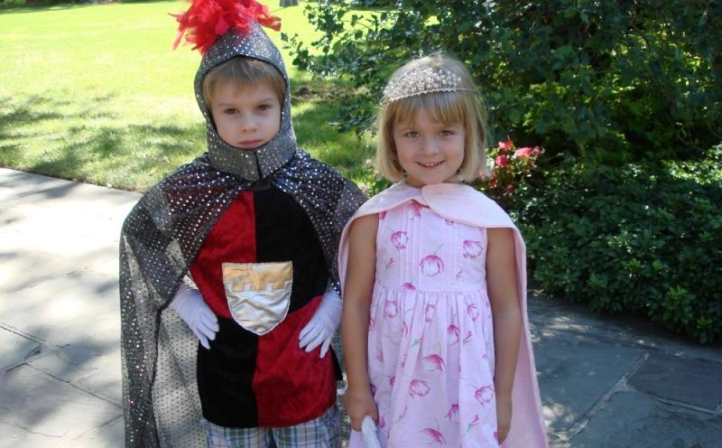 Thursday Preschool Series: Fanciful Heroes