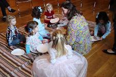 Preschool Series: Kings and Queens