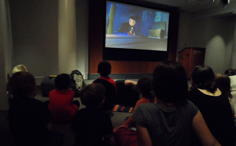 Pajama Party Movie Night: Knights, Dragons and Magical Monsters