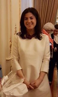 Hillwood curator Rebecca Tilles