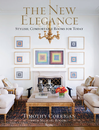 Cover of The New Elegance by Timothy Corrigan