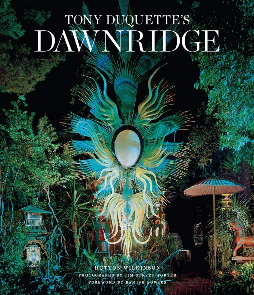 Cover of Tony Duquette's Dawnridge by Hutton Wilkinson